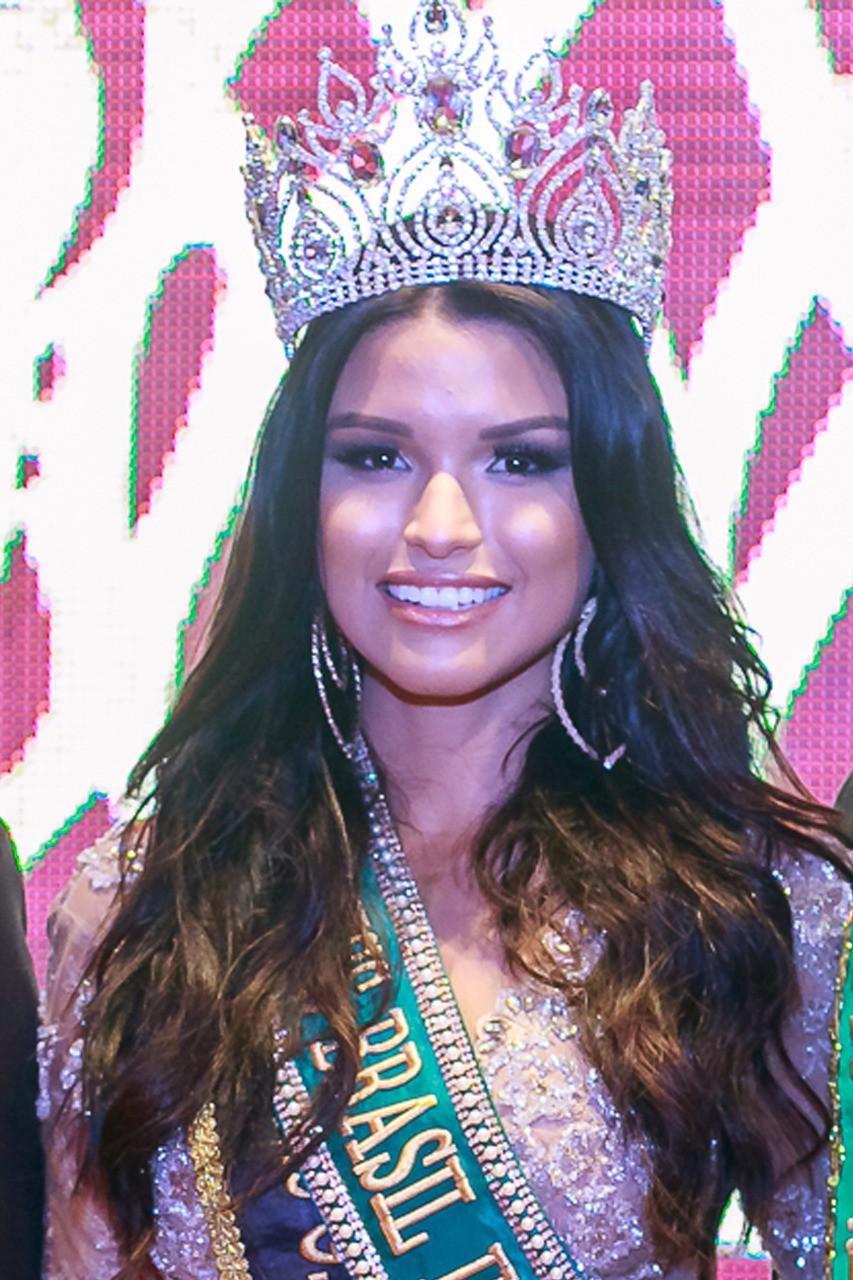 Vanessa Fernandes  Miss Brasil Internacional 2018