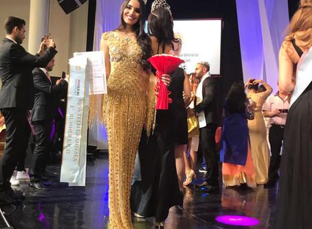 Brasileira conquista o título de Miss Teen South América International 2017