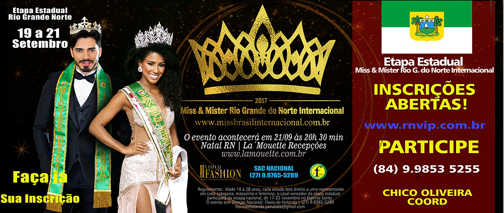 Miss Rio Grande do Norte Internacional