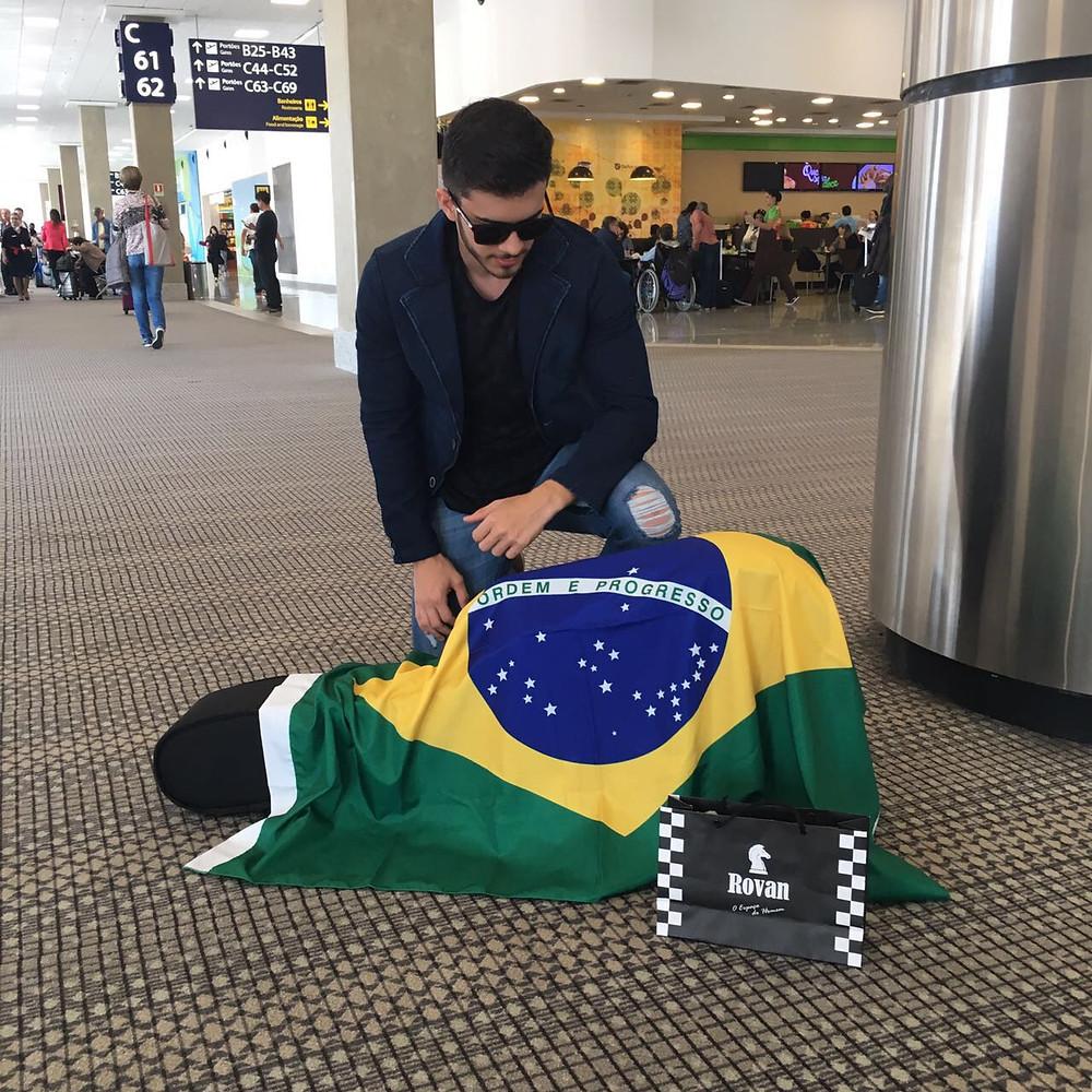 Vitor Faria | Mister Teen Brasil Internacional 2017