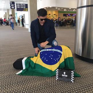 Brasileiro conquista o título de Mister Teen South America International 2017.