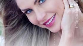 Ex-BBB Renata Dávila, surpreendida com processo de separação ao retornar de viagem entre amigas.