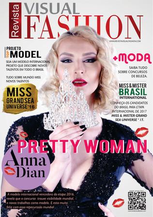 Miss Grand Sea Universe'16 é destaque no Brasil.