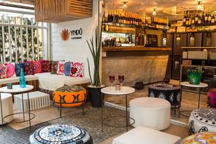 Yndú Lounge é novo point  de artistas do Rio de Janeiro