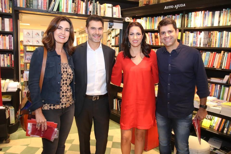 Fatima Bernardes | Dr Fernando Gomes Pinto | Lair Renoir