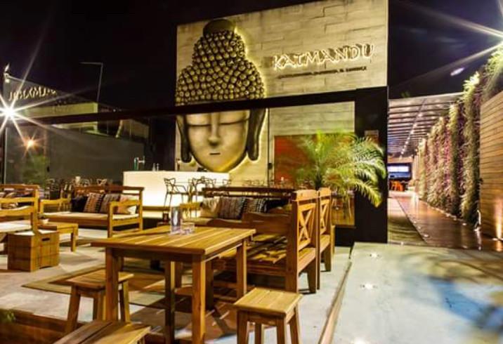 Katmandu - Restaurante Japonês