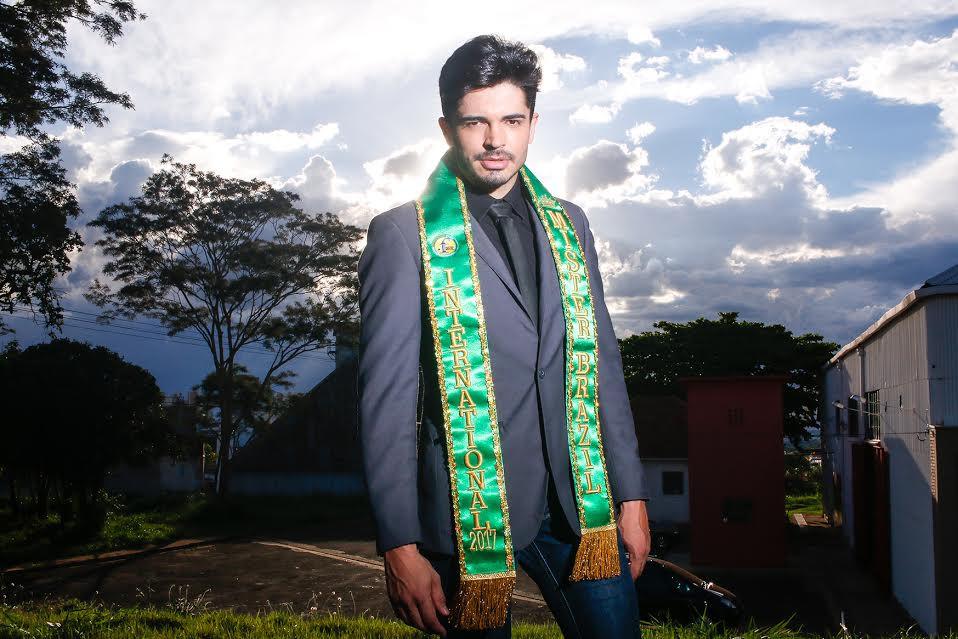 Diego Cacheffo | Mister Brasil Internacional 2017