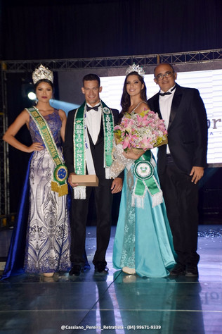 Rio Grande do Norte elege candidatos ao Miss & Mister Brasil Internacional 2019