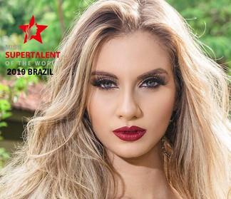 Gabrielle Bertollo é a Miss Brasil Internacional 2019
