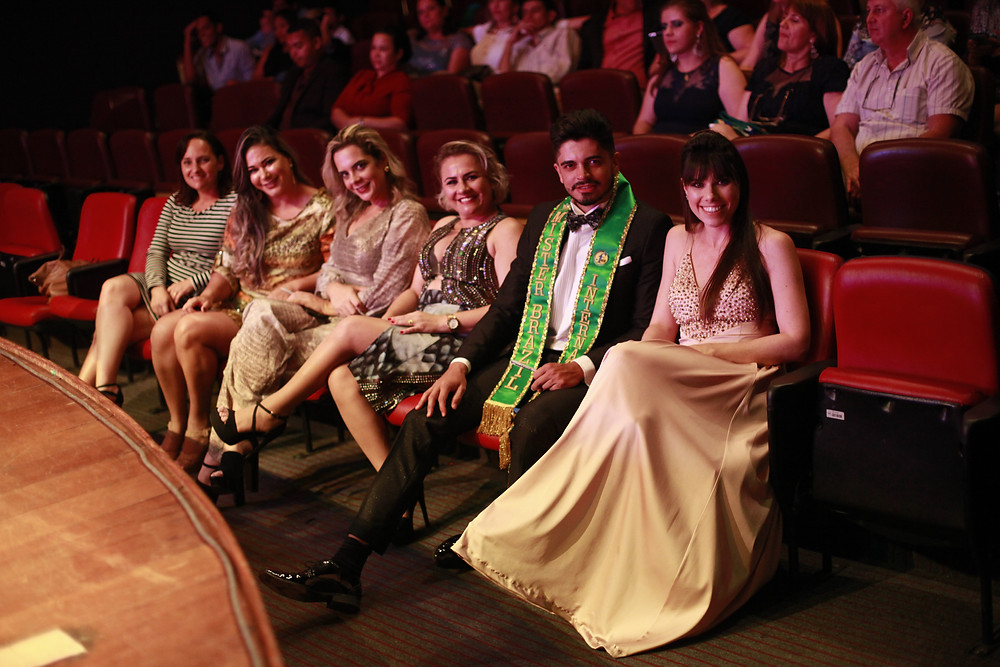 Jurados Miss & Mister Brasil Internacional 2018
