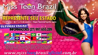 Quem será a Miss Teen Brazil 2016?