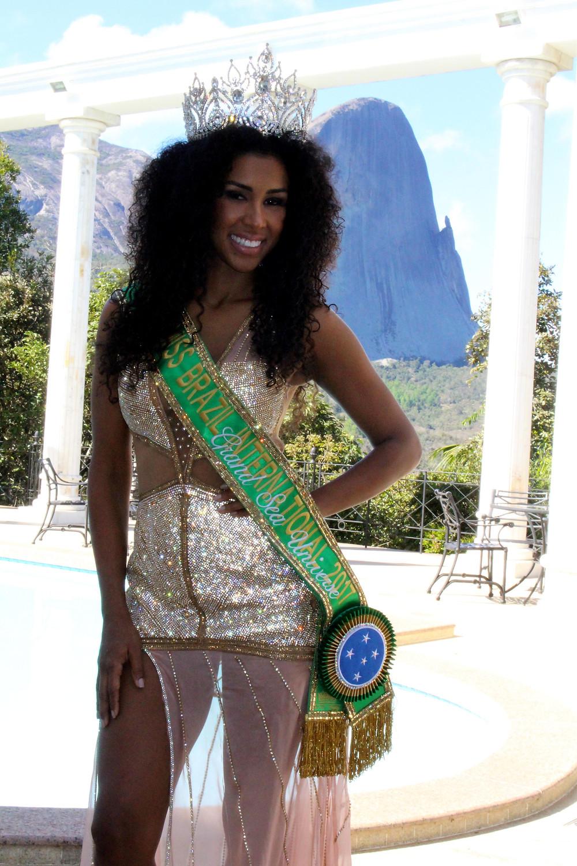 Kassynara Cassiano - Miss Brasil Internacional 2017