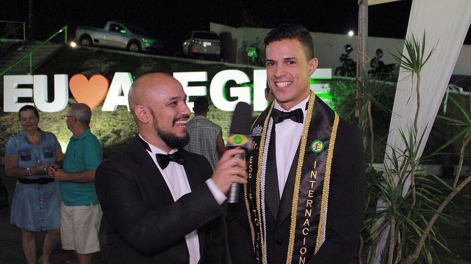 flavio de holanda enrevista Vagner Passos Mister Brasil Internacional 2018