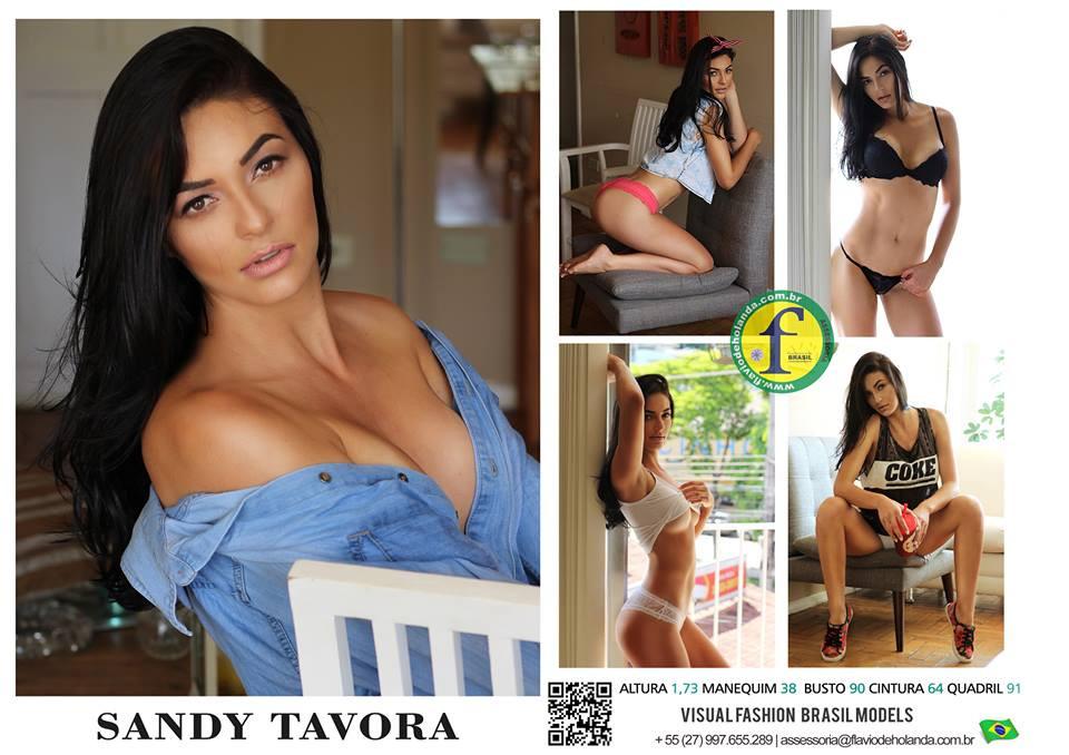 Sandy Tavora | Visual Fashion Brasil | modelo internacional | Flavio de Holanda