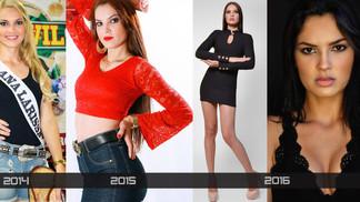 México: Modelo Internacional descoberta pelo projeto Top Model.