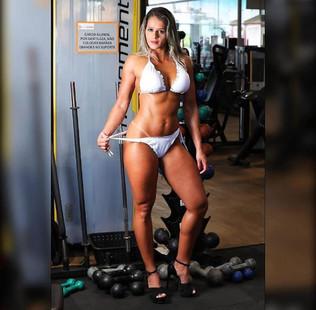 A Garota Fitness de Brasilia chega em São Paulo