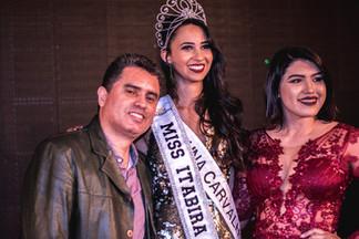 A Miss Cinderela, e assim que estão chamando a Miss Itabira 2017