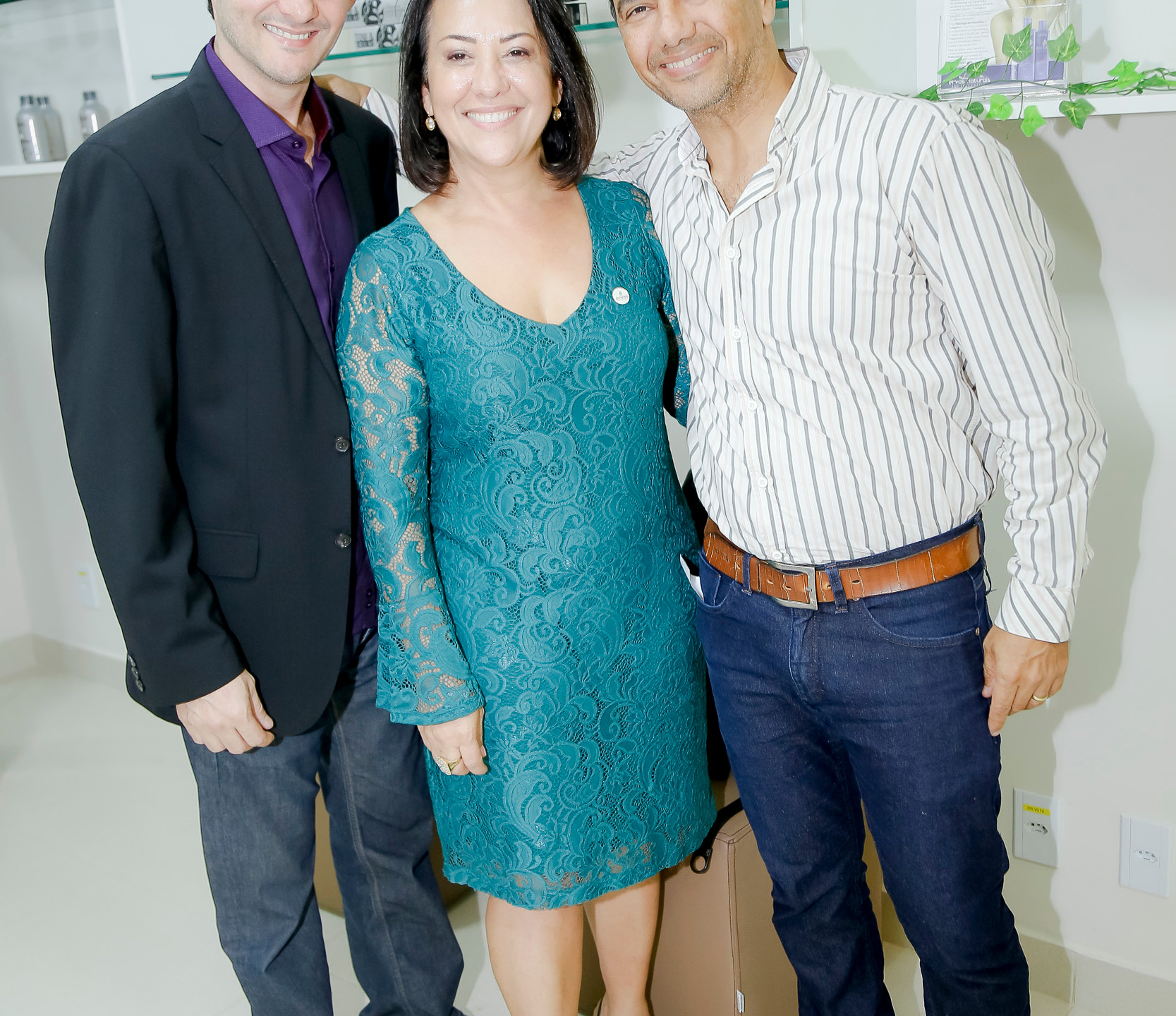 Gefson Bauer, Zilma Gomes e Gustavo Amorim_3