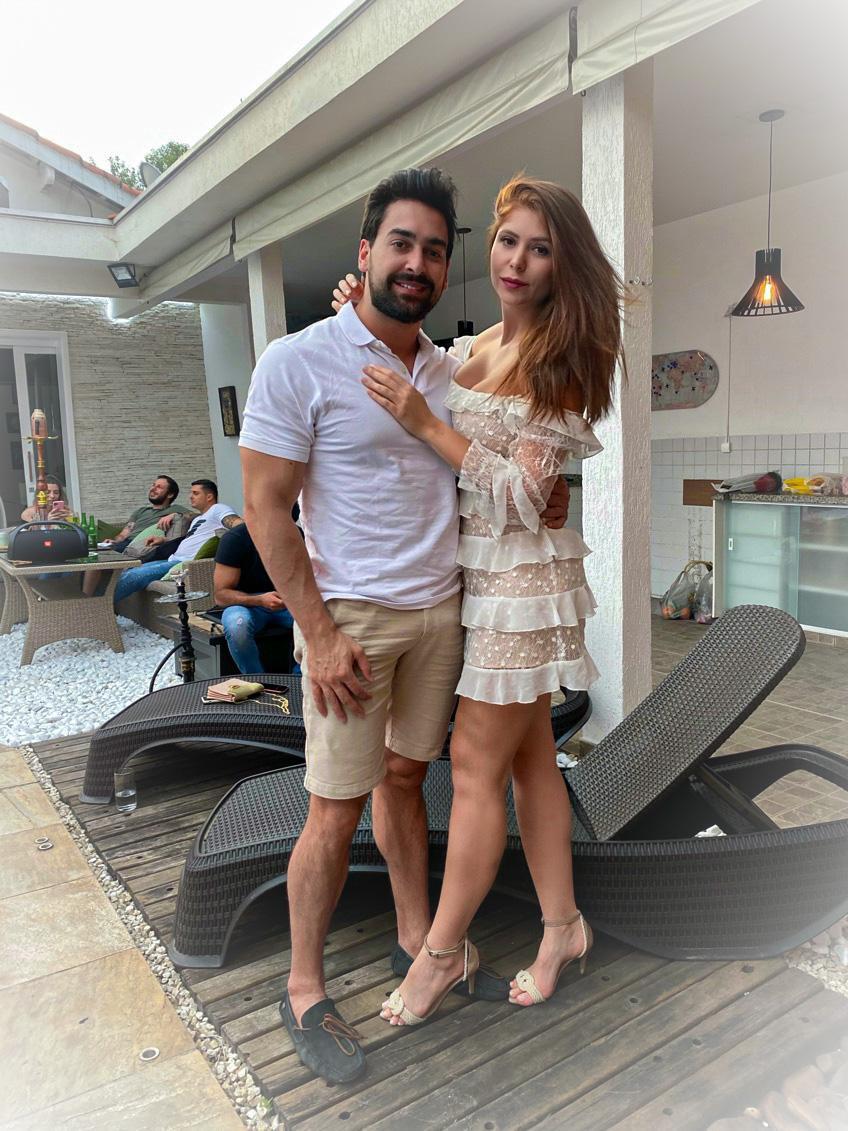 Amanda Gontijos e Dr Danilo Monteiro | Revista Visual Fashion