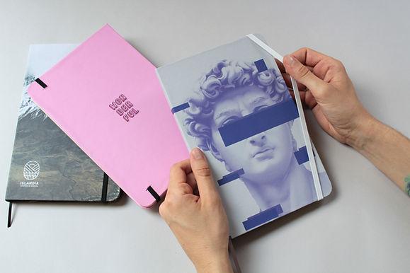 cuaderno personalizado con tu imagen