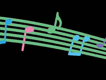 ことば音楽ページリニューアル♪