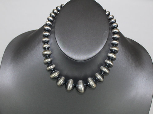 """Ruby Haley 18"""" Graduted Old Fashioned Necklace"""