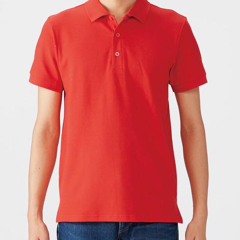 Gildan® Premium Cotton™  成人全棉双珠地POLO衫