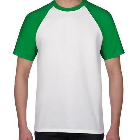 Gildan® Premium Cotton™  成人插肩袖T恤衫