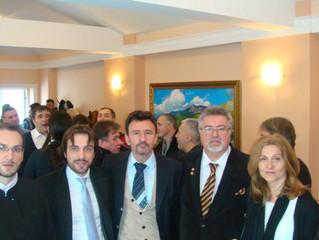 Праздник Саввы Сербского в Посольстве Сербии в Москве
