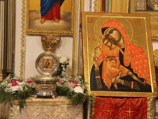 Участие в празднованиях 120-летия Храма Архангела Михаила в г. Владимире