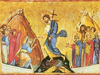 Поздравляем всех со светлым праздником Пасхи!