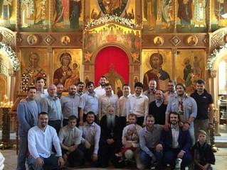Поздравляем Патриарха Московского и всея Руси Кирилла с юбилеем!
