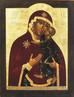 Братское дежурство у Толгской иконы Божие Матери в Высоко-Петровском монастыре