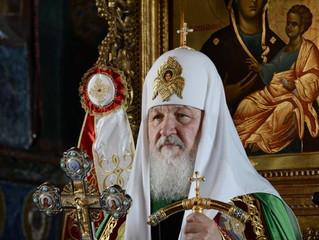 Святейший Патриарх Кирилл посетил Ватопедскую обитель на святой горе Афон
