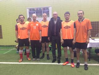 Команда Братства приняла участие в Международном турнире по футболу