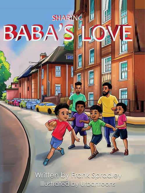 Sharing Baba's Love Hardcover