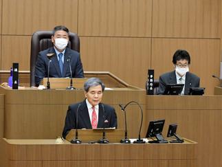 ◎『県議会・副議長』を務め終えました。県政活動報告『陽陽通信』を発行しました。
