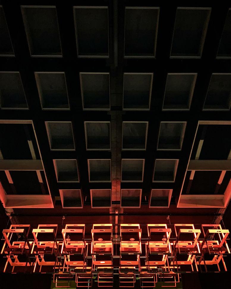 Lichtdecke Club