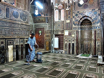 The Mosque of al Burdayni Islamic Old Cairo Guided Tour Egypt