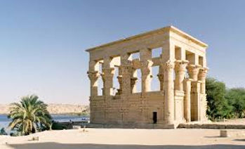 Templo de Filae en Aswan