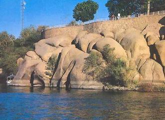 Elephantine  Island  Aswan Tours Egypt Holiday