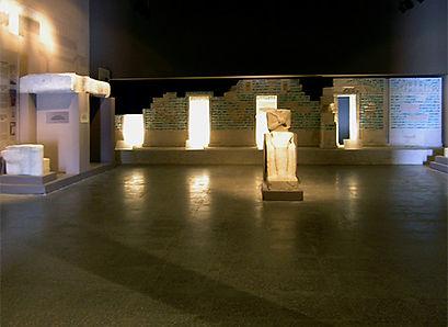 Imhotep Museum Saqqara Complex Step Pyramid Egypt Trip