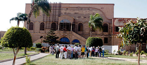 El Gawhara Palace Saladin Citadel Old Cairo Tour