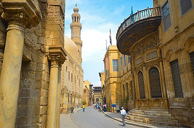 Al Moez Street Old Islamic Cairo Tour
