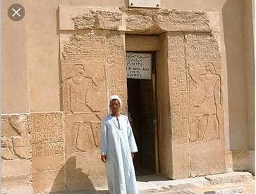 Tumbas dde Saqqara piramide escalonada museo de Imhotep