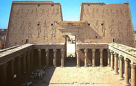 Nile Cruise Edfu Temple Tour