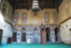 Mosque of Sultan Barsbay Old Cairo Guided Tour Egypt