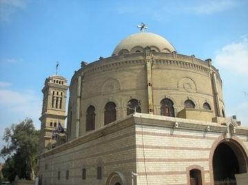 Saint Mercurius Church Coptic Cairo Tour