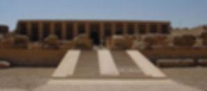 Temple of Seti I ( Abydos Temple ) Luxor Aswan Nile Cruise