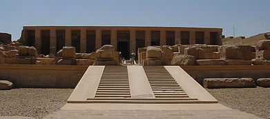 Abydos Temple Nile Cruise Egypt Tours